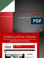 PUBLICIDADE ONLINE - CONHEÇA O PORTAL ALARDE