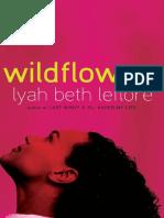 Wildflowers by Lyah Beth LeFlore - Excerpt