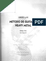 Metodo de Guitarra Electrica