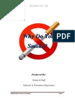 Why Do You Smoke
