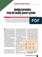 Eliminating Harmonics From the Facility Power System