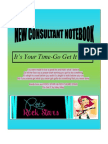 2013 New Consultant Notebook