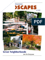 Fall 2008 - Volume 12 - #2 - 1000 Friends of Wisconsin Landscapes