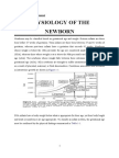 Physiology of the Newborn