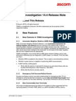 TEMS Investigation 14.4 Release Note