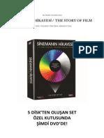 Sinemanın Hikayesi - press kit