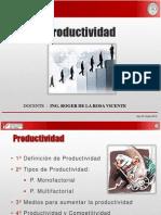 Cap 4 - Productividad