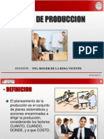 Cap 8 - Plan de Produccion