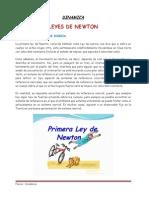 MP Semana6 Sesion2 Dinamica - Leyes de Newton