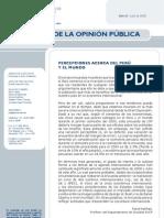 2009 Julio Relaciones Internacionales Lima