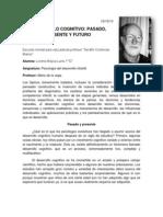 español desarrollo cognitivo