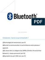 Cours Wimax Wifi Bluetooth Final Bluetooth