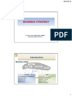 Business Strategy- Introduction