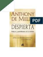 Despierta (Antony de Mello)