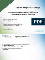 PRESENTACIÓN ALIANZA ENERGÉTICA - PREDICTIVO MCE ELÉCTRICO_20111027_045936
