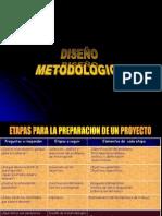 5º Diseño Metodológico