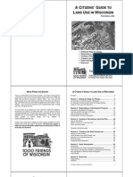 A Citizens' Guide to Land Use in Wisconsin - 3rd Edition