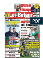 LE BUTEUR PDF du 15/09/2009