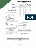 Composite Floor System having Shear Force Transfer Member-US Patent#7779590 HsuMunozPunurai 2010