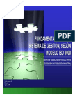 Fundamentacion en Norma ISO 9001