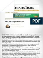 The Shanghai Secret