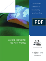 Mobile Marketing the New Frontier