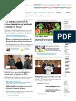 EL PAÍS. El periódico global. Periódico