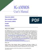 Dg Ammos Manual