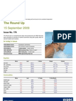 RBS - Round Up - 150909