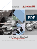 Mil-Turn Machine Tool Configuration