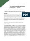 Web Services Composition Methods and Techniques a Review