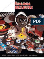 Virginia Abrasives Bonded Abrasive Catalog