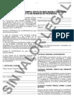 Contrato Compra Venta Bien Mueble Plazos Pacto Reserva Propiedad