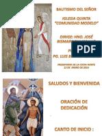 Culto 12-01-14