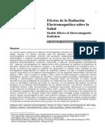 Efectos de La Radiacion en La Salud