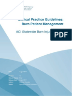Clinical Practice Guidelines 2012