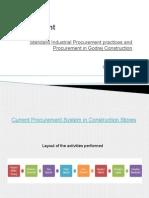 Project Procurement