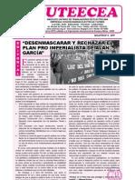 Boletín 8 suteceea Agosto 2009