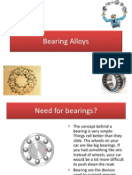 Bearing Alloys