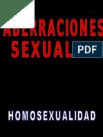 Las Aberraciones Sexuales