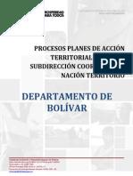 Dp to Bolivar
