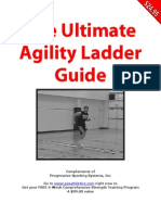 Tony Raynolds the Ultimate Agility Ladder Guide