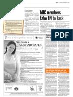 TheSun 2009-09-14 Page02 Mic Members Take Bn to Task
