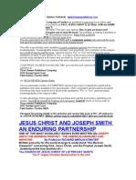 Jesus Christ and Joseph Smith PROMO Email