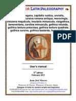 Latin Paleography
