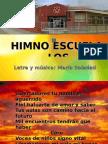HIMNO ESCUELA