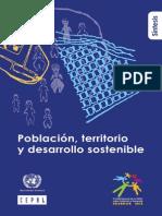 CEPAL. Migración, ciudades latinoamericanas. 2012