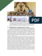 """Tradición de la Fiesta del """"Señor de Maynay"""" de Huanta"""