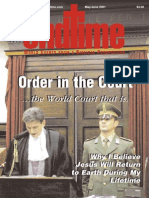 Endtime May June 2001