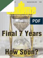 Endtime Sept Oct 2001